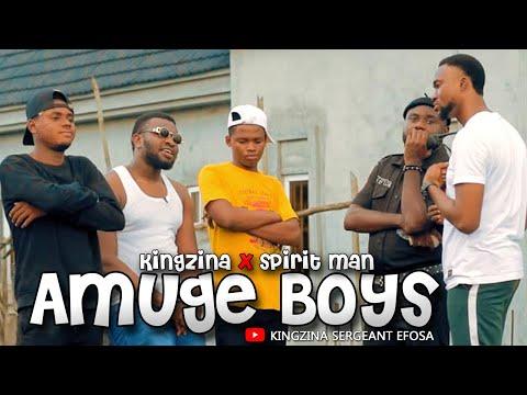 Sergeant Efosa and the Dreaded Amuge Boys - ft Spirit Man Comedy (KingZina comedy) (Episode116)