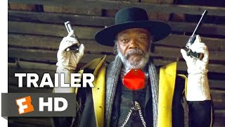 Nonton The Hateful Eight Official Trailer  1  2015    Samuel L  Jackson  Kurt Russell Movie Hd Film Subtitle Indonesia Streaming Movie Download