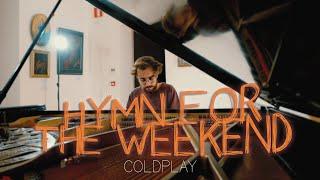 "Video ""Hymn For The Weekend"" - Coldplay (Piano Cover) - Costantino Carrara MP3, 3GP, MP4, WEBM, AVI, FLV Juli 2018"