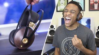 Beautiful Wooden Headphones: Meze 99 Classics!