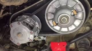 4. RZR 900S QSC Clutch Kit Weight Adjustment