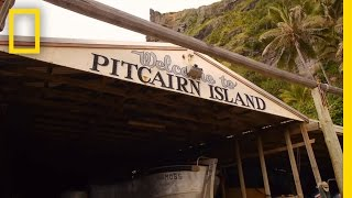 In 2012 National Geographic's Pristine Seas project went on an expedition to the Pitcairn Islands—a legendary and remote ...