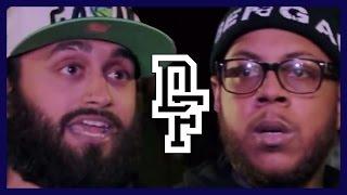 EURGH VS JOHN JOHN DA DON | Don't Flop Rap Battle