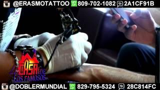 El Mayor Clasico-Tatuandose Con Erasmo Tattoo(La Casa De Los Famosos INK)By  Rodrigo Films