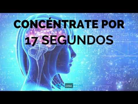Concéntrate Por 17 Segundos