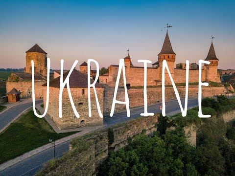 INCRÍVEL! Um lindo vídeo das belezas da Ucrânia!