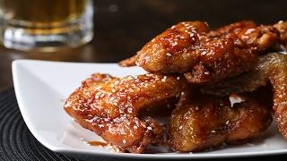 Sweet Soy Chicken Wings by Tasty