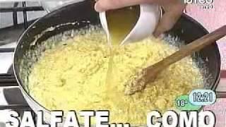 Cocina peruana Ají de gallina (tv chile )