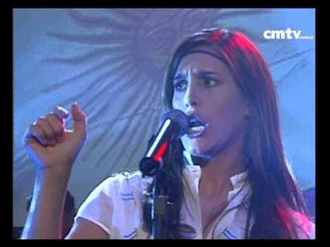 Soledad video Para mi pueblo Argentino - CM Vivo 2004