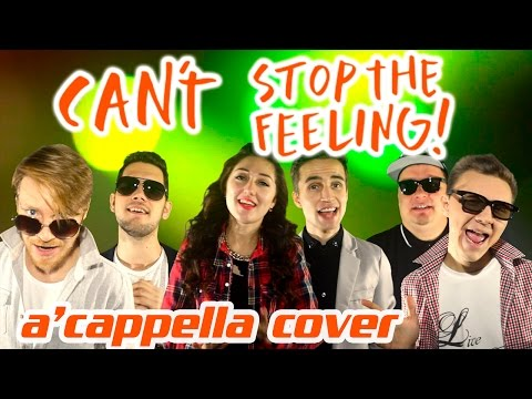 "Justin Timberlake  ""Can't Stop The Feeling"" Cover by The Live Voices"