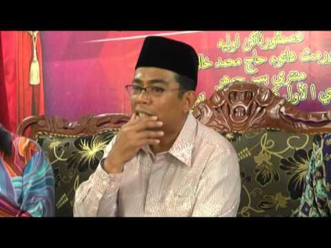 Sidang Media Menteri Besar Johor di Majlis Perasmian Sekolah Agama Al-Imtiyaz Seri Kota Puteri