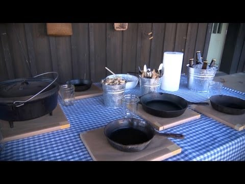 How to Create a Rustic Table Setting | At Home With P. Allen Smith