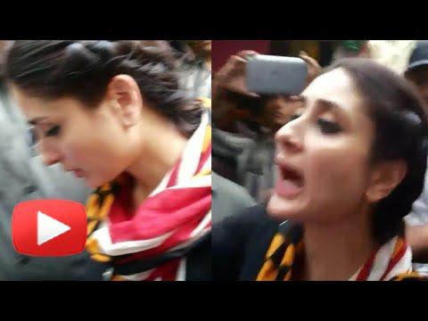 Kareena Kapoor Khan Mobbed By Fans | Bajrangi Bhai