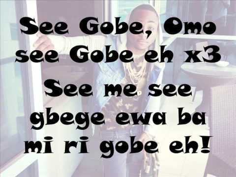 Davido - Gobe (Lyrics)