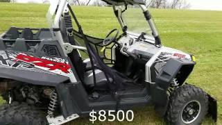 6. 2012 Polaris Ranger Razor XP 900 EFI