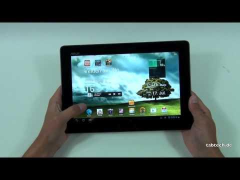 Asus Transformer Pad Infinity TF700T review - english (Full HD)