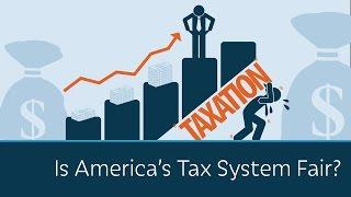 Video Is America's Tax System Fair? MP3, 3GP, MP4, WEBM, AVI, FLV Oktober 2017