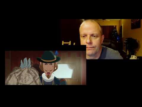 КРЕПОСТЬ ЩИТОМ и МЕЧОМ - Трейлер. Мультфильм 2015 Trailer Reaction (видео)