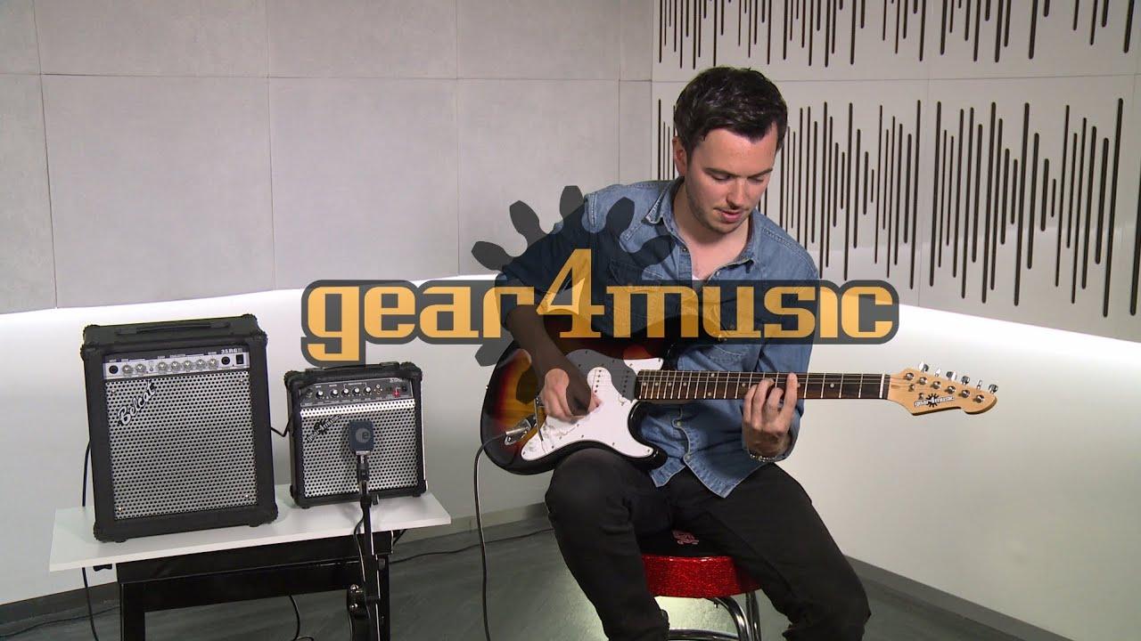 LA Electric Guitar Packs