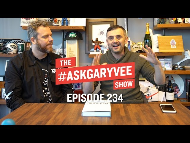 #AskGaryVee Search Engine - Episode 234: Oliver Luckett, Snapchat Spectacles Marketing & Leadership Qualities