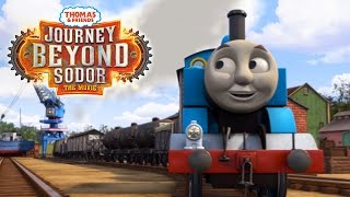 Thomas & Friends: Journey Beyond Sodor Trailer | Coming Soon! | Thomas & Friends Video