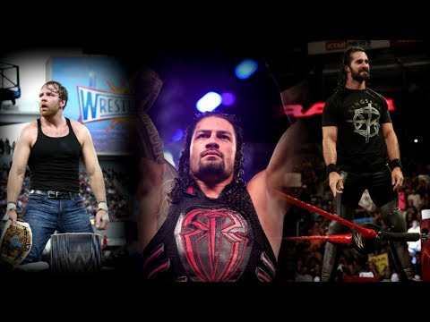 WWE The Shield 2017 - We Are Back - HD