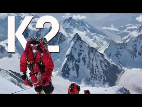 K2 Climbing the Savage Mountain