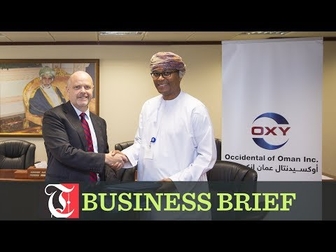 Occidental Oman signs two pacts with local firms