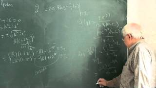 METU - Quantum Mechanics II - Week 7 - Lecture 3