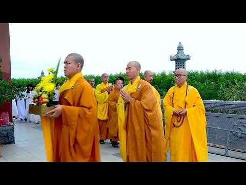 Lễ Động Thổ xây dựng Tôn Tượng Quan Âm - Chùa Hưng Pháp
