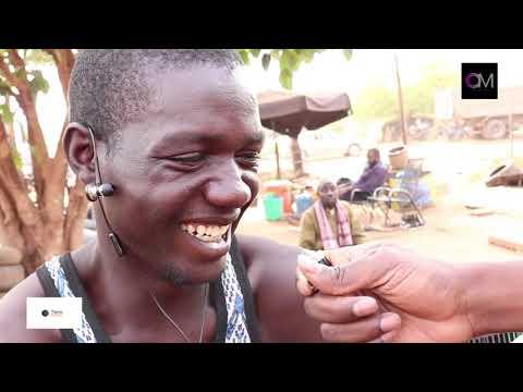 OM TV : Micro Trottoir :Les Maliens , leurs drapeaux et la date de l'indépendance du Mali !#THIERNO