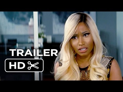 Nicki Minaj in new movie with Cameron Diaz