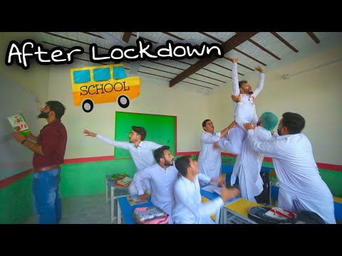 After Lockdown school 15 September |zindabad vines new|School funny video