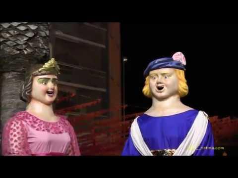 Inauguración de las Fiestas en Honor a la Virgen del Mar 2017