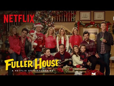 Fuller House Season 2 (Promo 'Twas The Night Before Fuller')