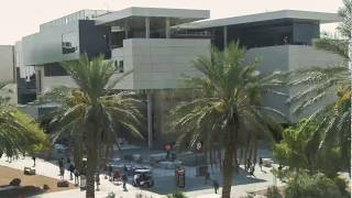 UNLV Hospitality Hall Construction Time Lapse