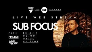 Mixmag and UKF present Sub Focus and Kill The Noise live stream