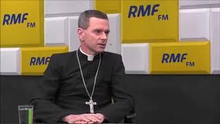 """Biskup Milewski: """"pedofilia i homoseksualność są ze sobą połączone"""""""
