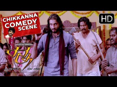 Video Chikkanna wedding Comedy scene | Kannada Comedy Scenes | Kannada Movie | Kiccha Sudeep,Rachita download in MP3, 3GP, MP4, WEBM, AVI, FLV January 2017