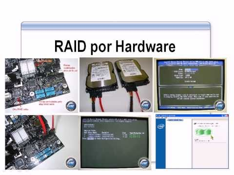 RAID 0 - Vdeo Aula de como Configurar RAID por software com Windows Server 2003. RAID - Redundant Array of Independent Drives - Conjunto redundante de Discos Indepen...