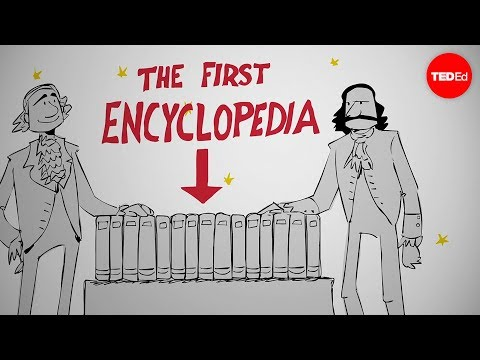 The Complicated History of the First Encyclopedia