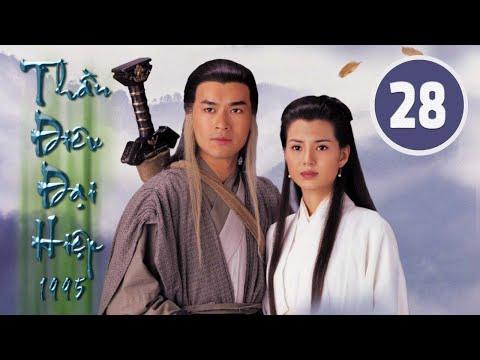 Thần điêu đại hiệp 28/32 (tiếng Việt), DV chính: Cổ Thiên Lạc, Lý Nhược Đồng;  TVB/1995 - Thời lượng: 44:23.