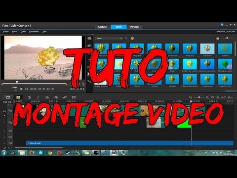 [TUTO] Montage vidéo : Corel video studio + Magix movie edit pro premium