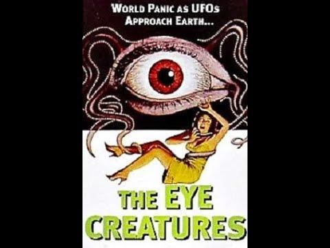 Weird-O-Rama episode 80 - The Eye Creatures