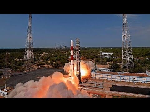 This is how ISRO's PSLV- C39 lifts off & failed to separate heat shield
