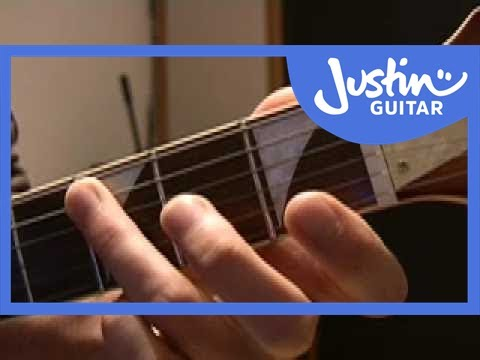 Wipeout – The Ventures (Songs Guitar Lesson ST-615) How to play