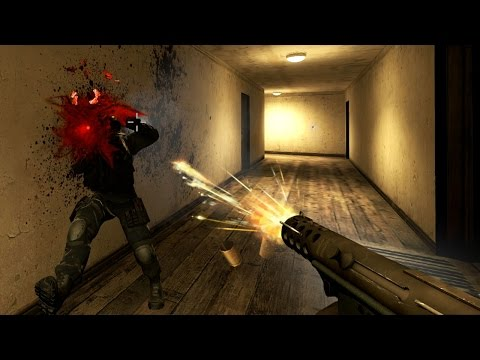 Tec-9 пистолет DM тест