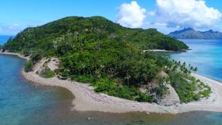 Narara Island, part of the Yasawa Group of islands, a 49.77ha private island with white sandy beaches. View more at ...