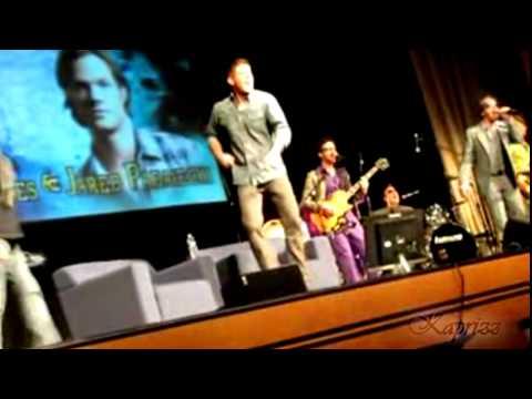 ~Supernatural~ Jensen Ackles: I CAN DANCE!