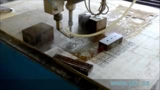 Vodní paprsek PTV - TEST - Brýle